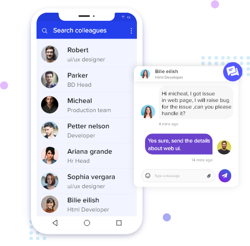 mobile app chat sdk