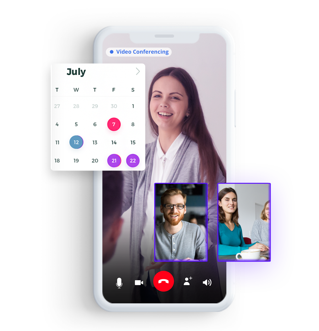 create video chat app android